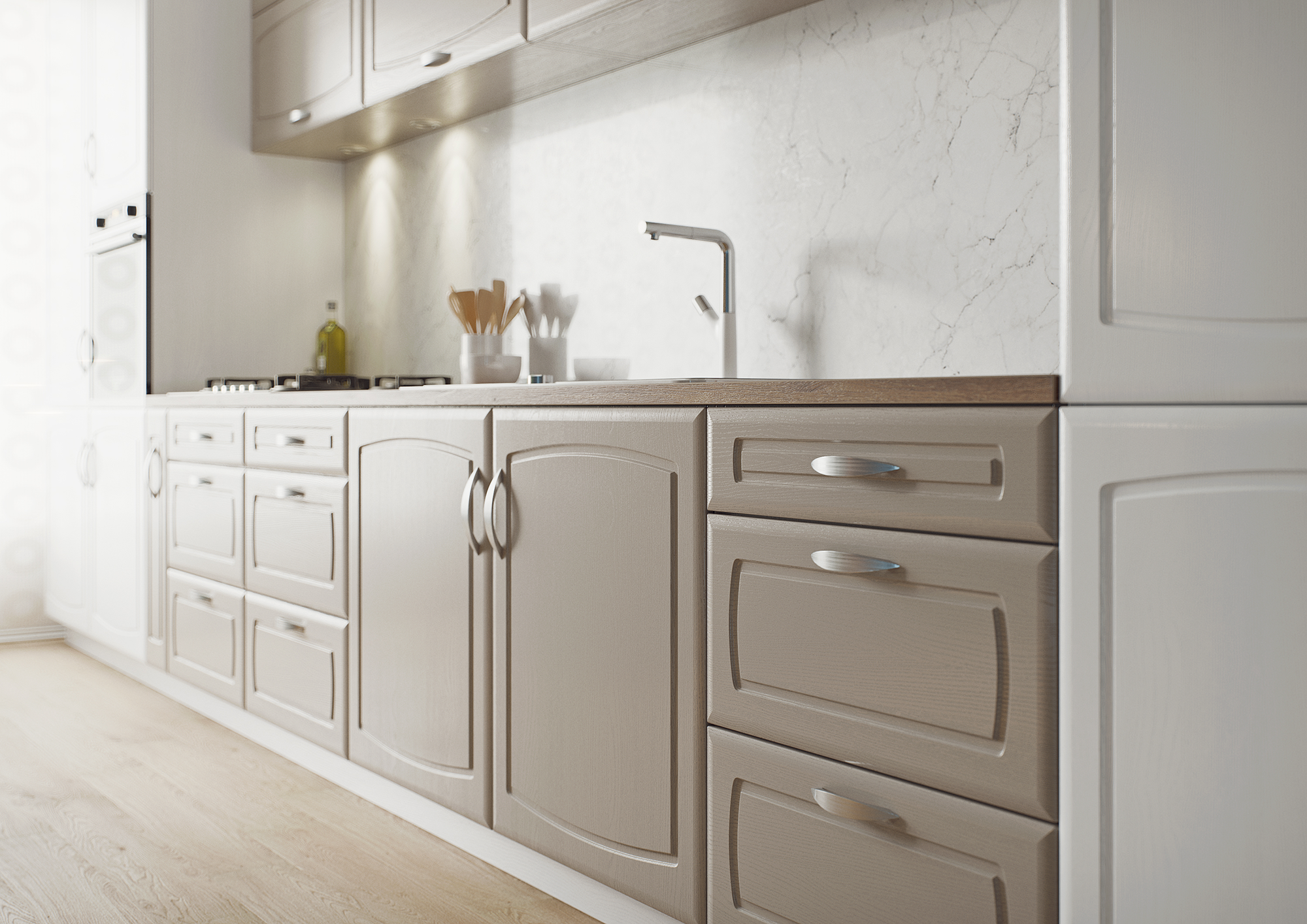 We Can Build Cupboards To Different Heights Sizes And Shapes With Your Choice Of Kitchen Doors To Complete Room Set Replacement Kitchen Doors Kitchen Doors
