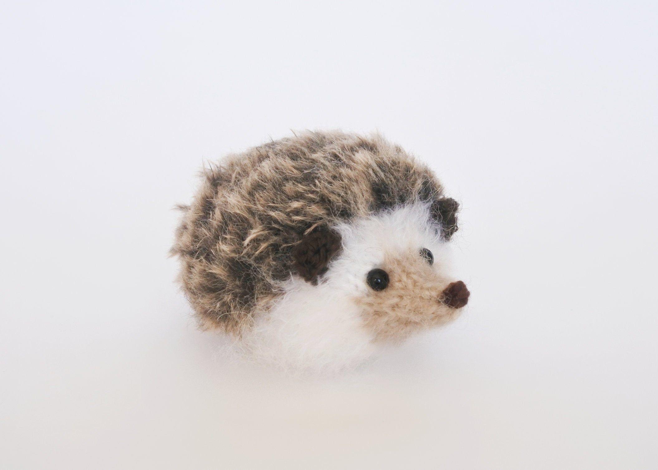 Pastel Rainbow Hedgehog Kawaii Plush Toy Mini Knitted Etsy Knitted Stuffed Animals Kawaii Plush Pet Toys [ 1508 x 2111 Pixel ]