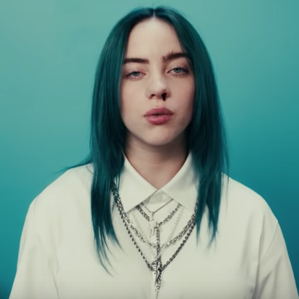 "These Billie Eilish ""Bad Guy"" Memes Have Me Crying With"