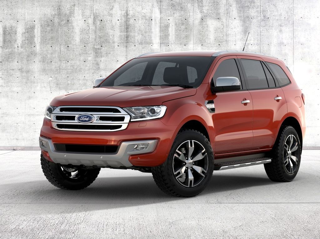 Ford Everest Shakes Up The Competition Motoring Nz Herald News Suv Cars Ford Endeavour Suv
