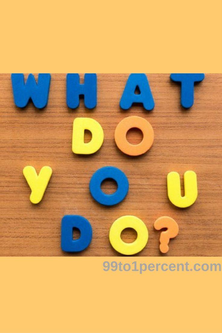 what do you do for a living job career resume retire - Living Career Resume