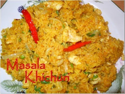 Bengali masala khichuri recipe episode 44 by ruptushdiner food bengali masala khichuri recipe forumfinder Choice Image