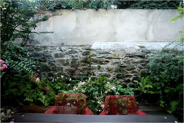 rethinking a brownstones backyard the new york times home garden slide show slide 2 of 11 jardin pinterest gardens feelings and home. Interior Design Ideas. Home Design Ideas