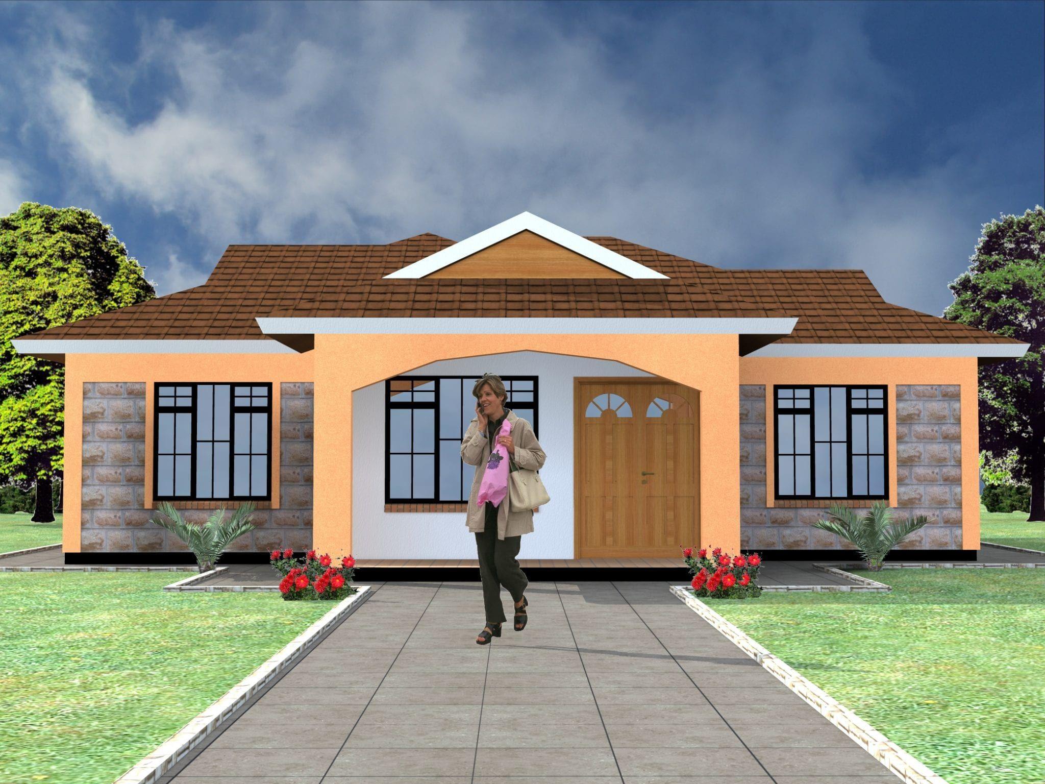 1125 B 25 Render 1 Unique House Plans Bedroom Floor Plans Beautiful House Plans