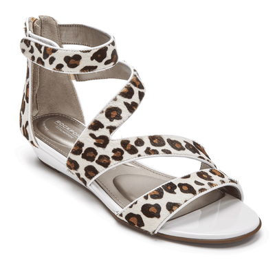 Strappy sandals, Women shoes, Rockport