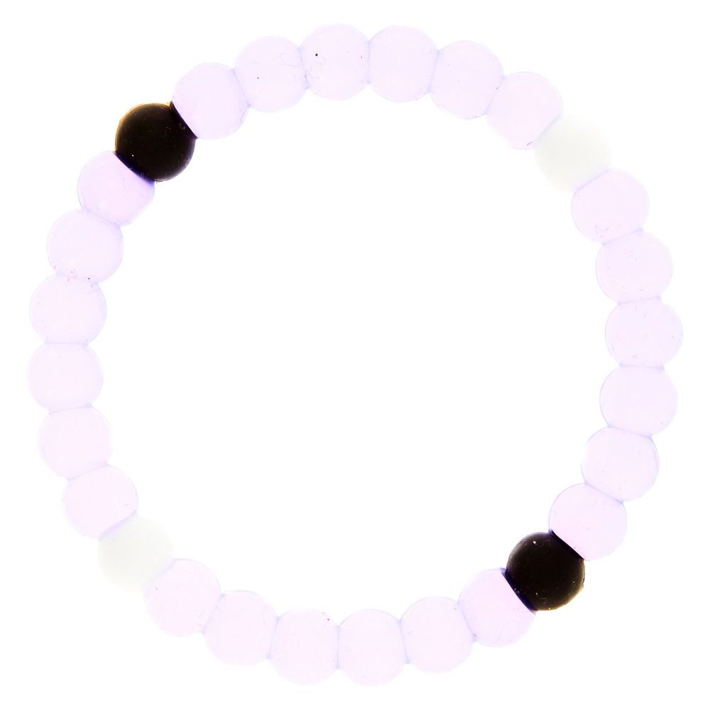 Fortune Stretch Bracelet - Lavender