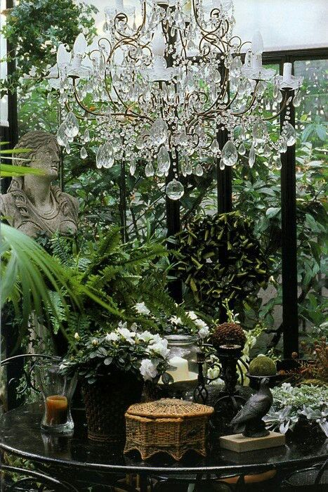 17 Best 1000 images about Chandelier ideas on Pinterest Gardens