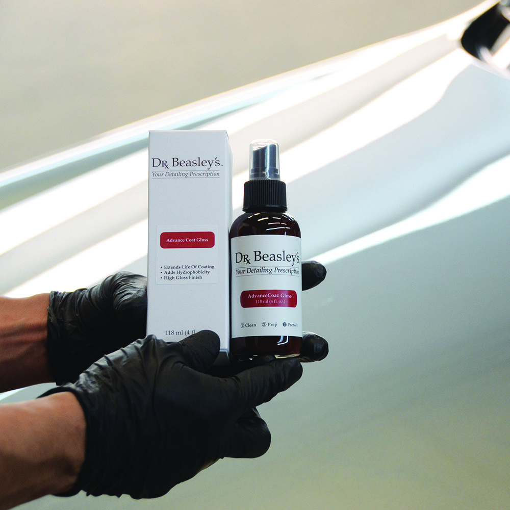 how to apply ceramic coating spray