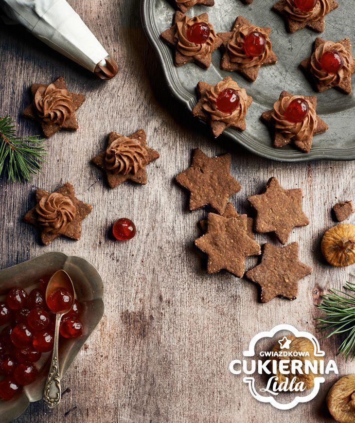 Kruche Gwiazdki Korzenne Przepis Recipe Christmas Cookies Christmas Eve Sweet