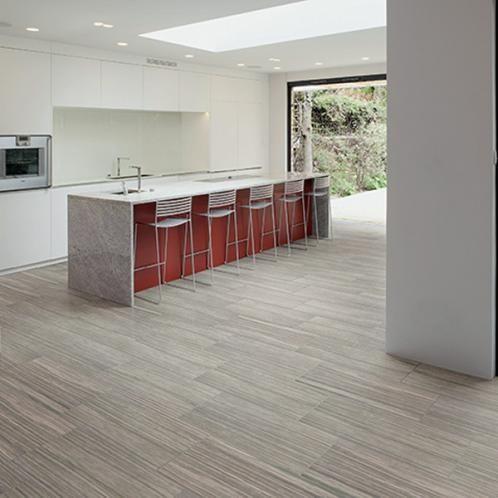 E Stone Grey Porcelain Floor Tile