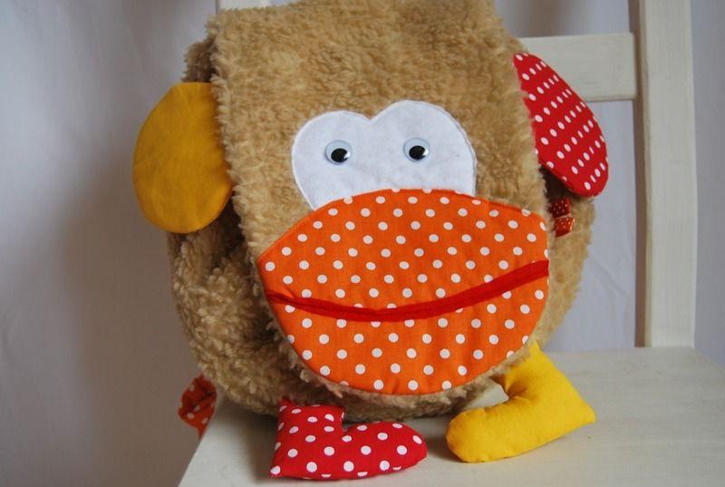 Sac dos maternelle pour les petits rigolos sac a dos maternelle sac - Petit singe rigolo ...