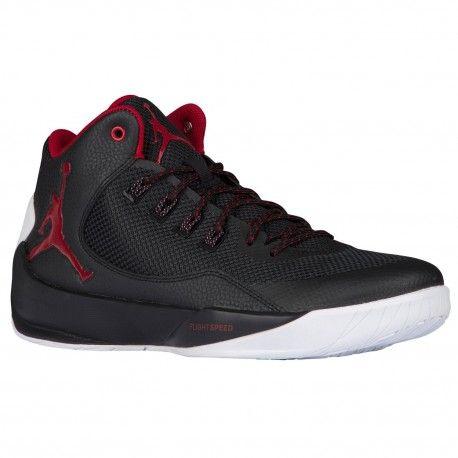 Shoes Outlet - Nike Jordan Rising High 2 Black Grey Mens Trainers