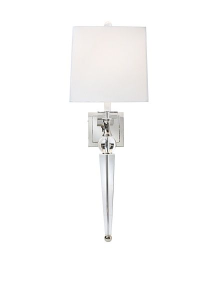 Lighting Accents Crystal 12 Quot Spear Sconce Looks Like One