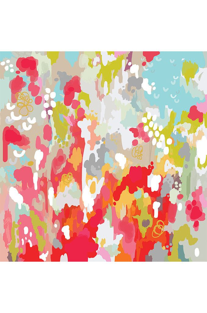 fabric by the yard swatch: watercolor ikat on heavy cotton twill