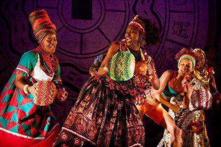 Dia da África é celebrado com Olodum exposição e debate