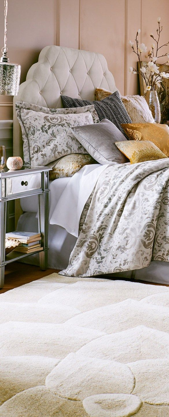 Pier 1 Damask Bedding Bedroom ideas