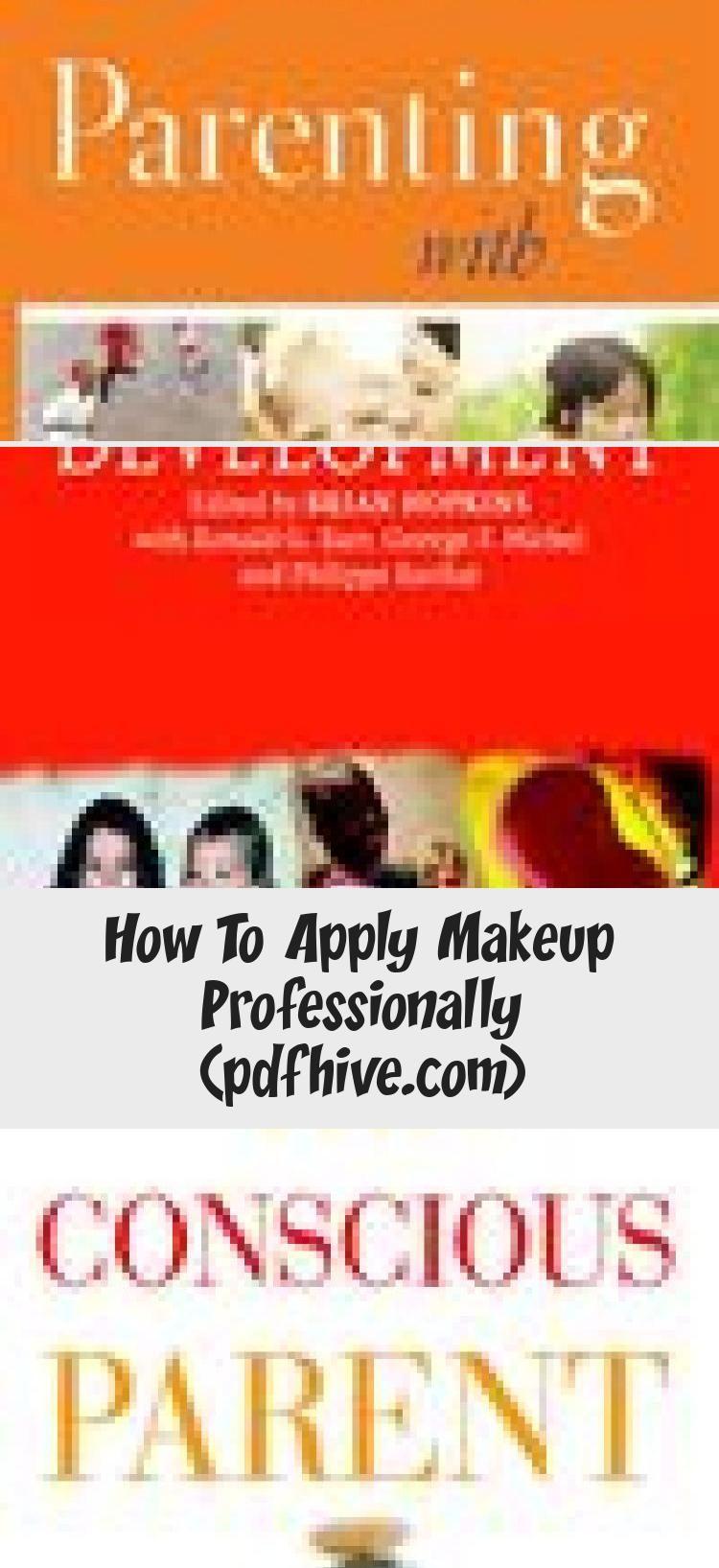Photo of Comment appliquer le maquillage de façon professionnelle (pdfhive.com) – Best Tattoos