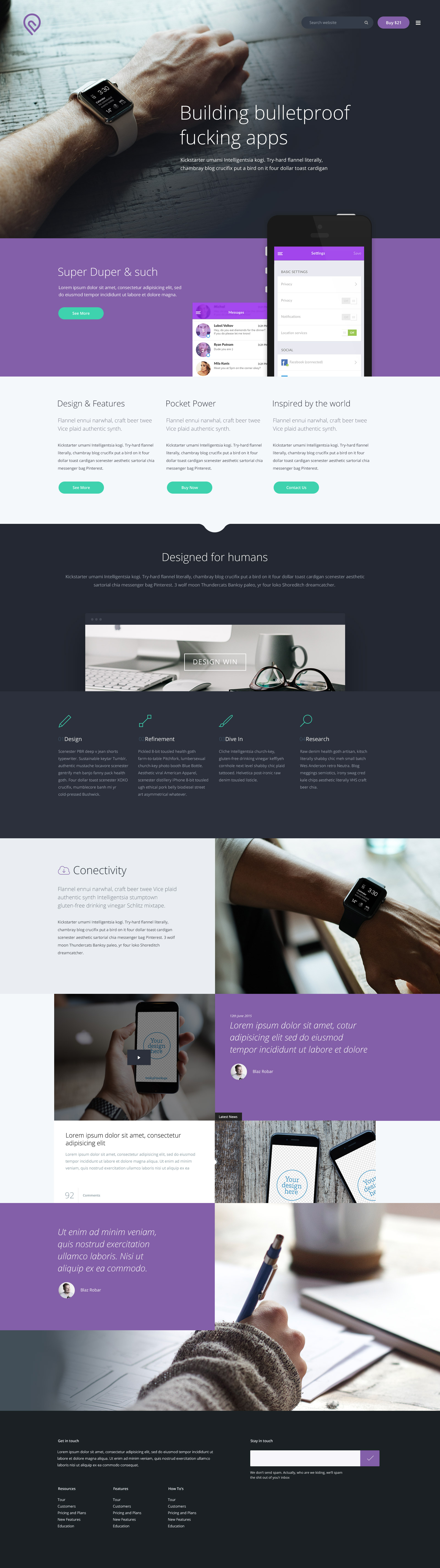 We have created Free Html app landing page website. You can download ...