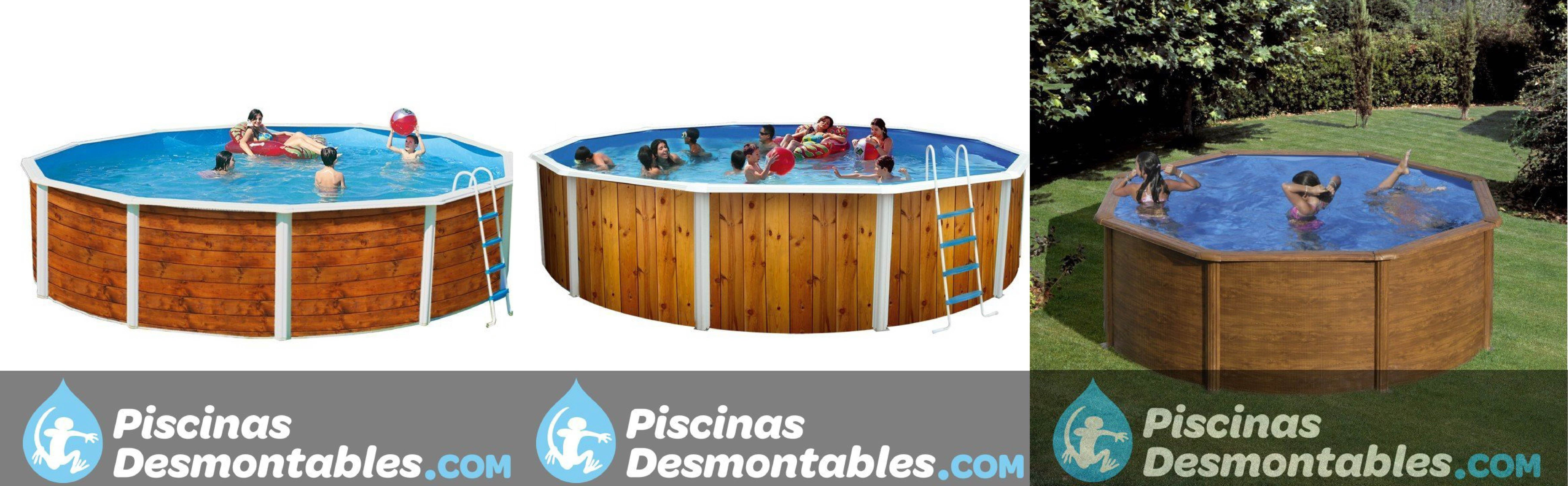 Buenos d as amigos si quer is una piscina de madera pero os