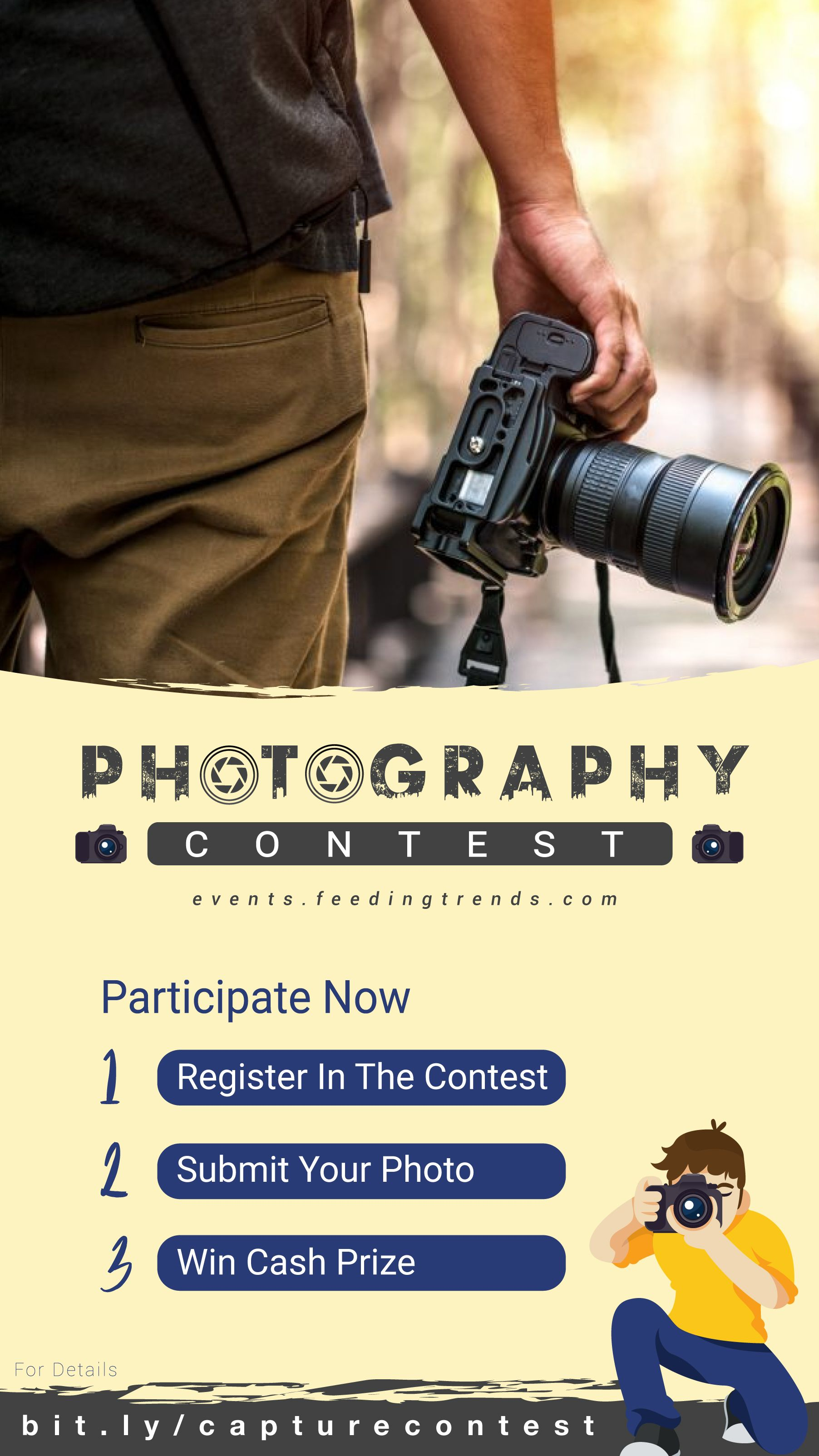 Photography contest in 2020 photography contests win