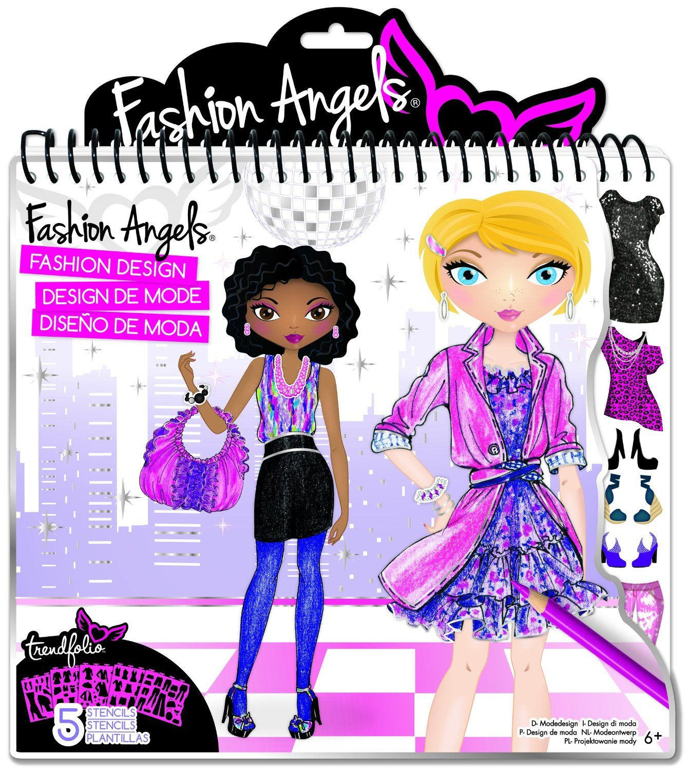 Account Suspended Fashion Angels Fashion Design Tween Girl Gifts
