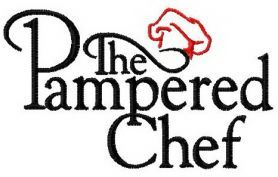 the pampered chef logo embroidery design chef logo machine rh pinterest com pampered chef logo vector pampered chef logo svg