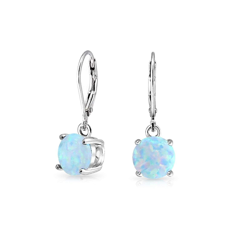 Aqua Apatite Sterling Silver Wire Wrapped Long Dangle Earrings Light Blue Earrings Crystal Faerie