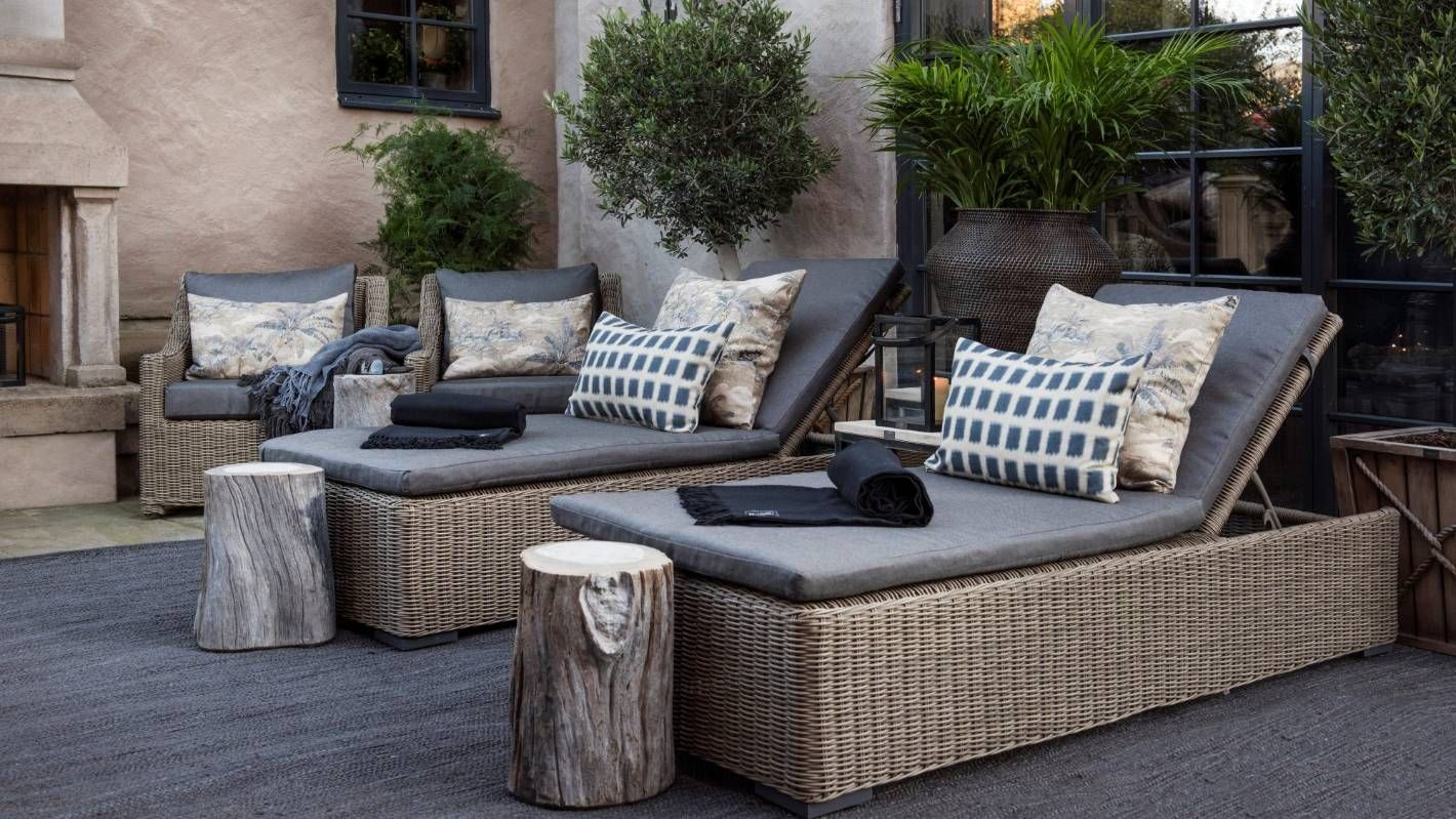 Outdoor Furniture So Luxe You Ll Want It For Inside In 2020