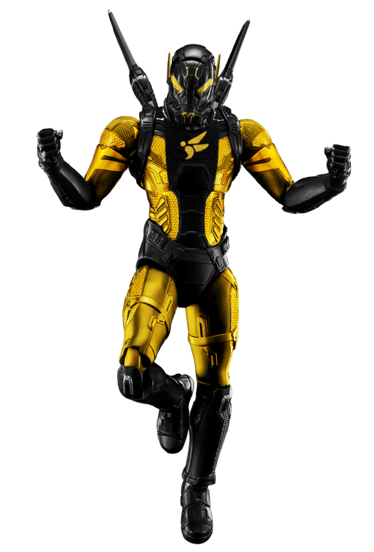 Yellowjacket Hank Pym Transparent By Camo Flauge Hank Pym Avengers Coloring Pages Yellow Jacket