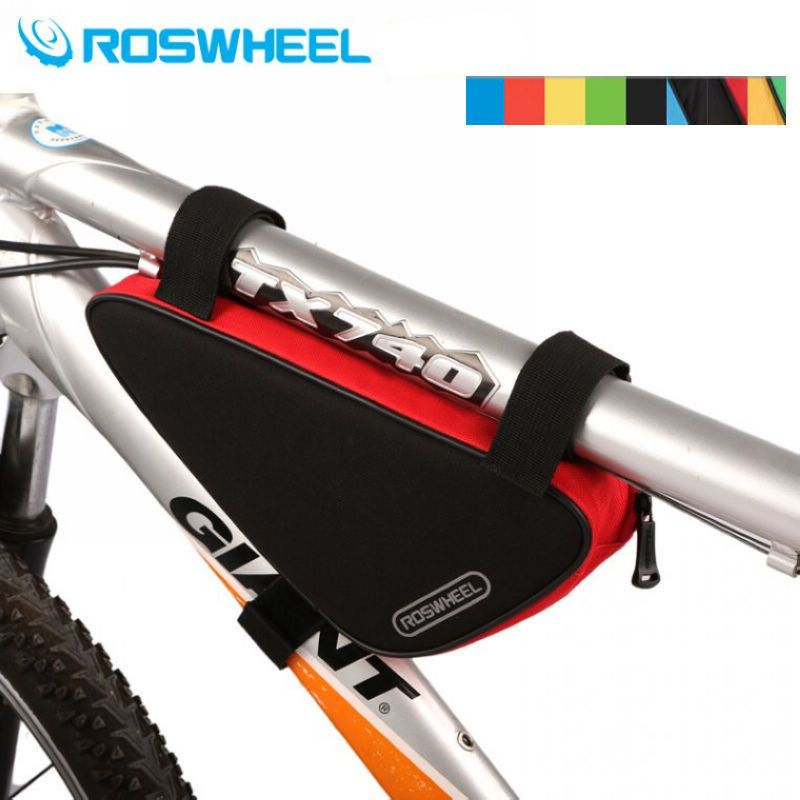 Roswheel Mountain Road Bike Accessories 8 Colors Triangle Mtb Bike