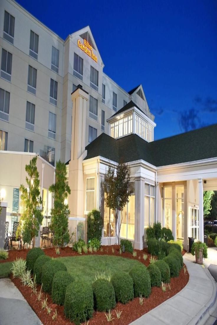 Pin on Beautiful hotels in Charlotte, North Carolina