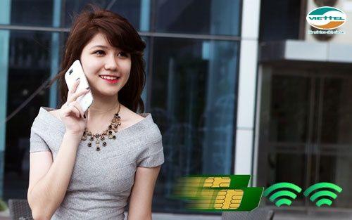 Đăng ký gói FT5s Viettel 5000đ/ngày 30 phút + 20 SMS