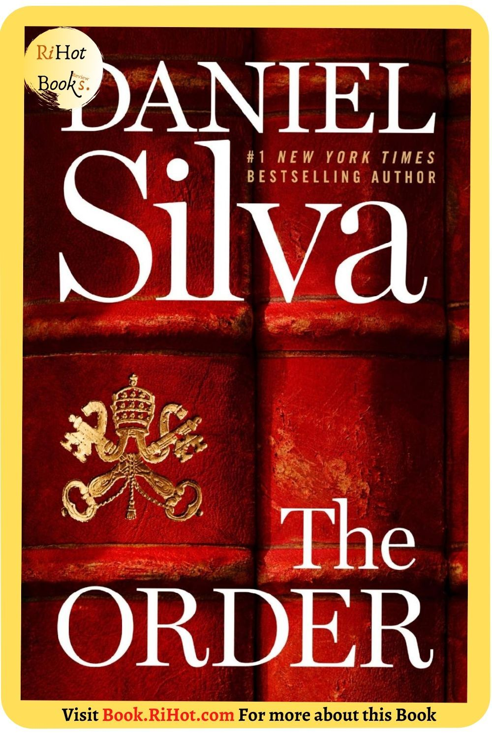 The Order Gabriel Allon Series 20 (2020) ebook,The Order