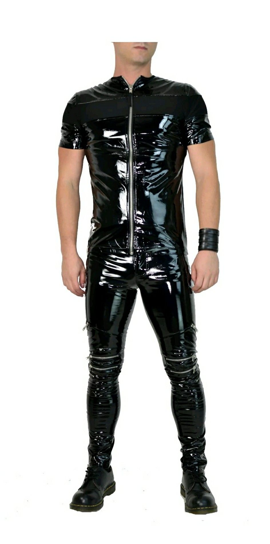 latex broek man