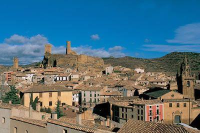Uncastillo.Spain.
