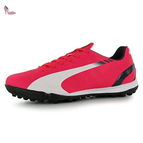 chaussure puma homme rose