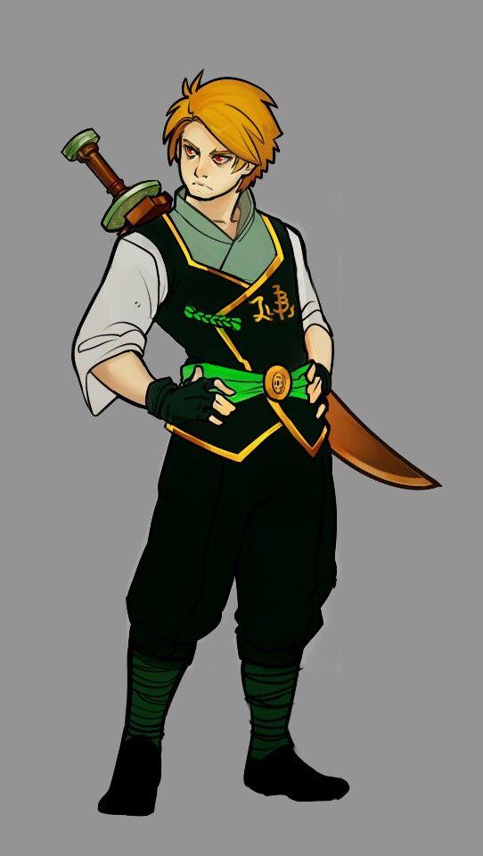 Erraday Ninjago Lloyd Lloyd Ninjago
