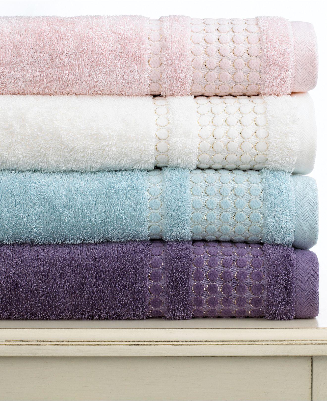 Bianca Bath Towels Art Deco Collection Bath Towels Bed Bath Macy S Cat Bath Bathroom Towels Towel Bath Towels