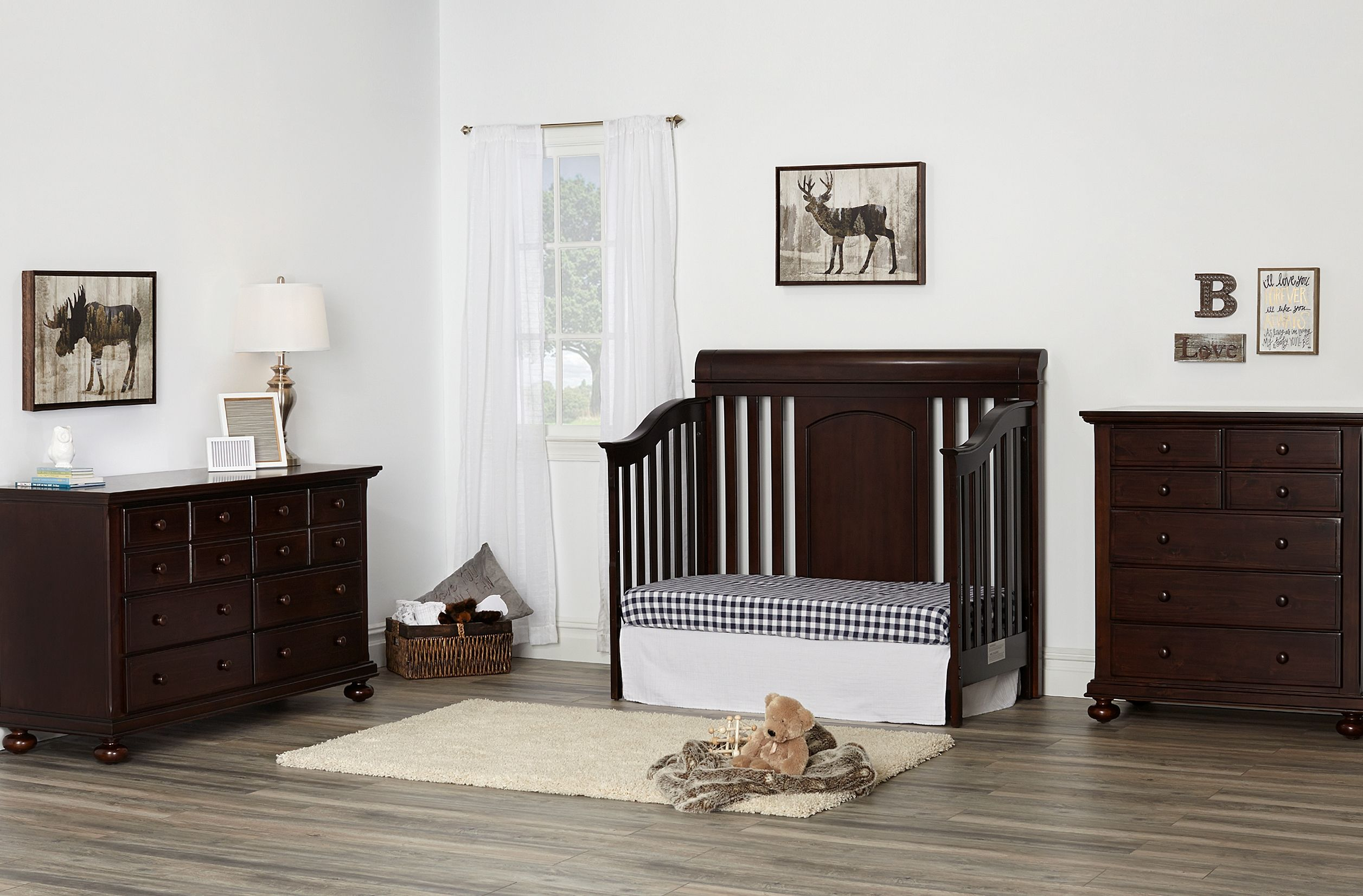 in cribs vinci crib da set davinci raw collection thompson mthompsonkitc cherry
