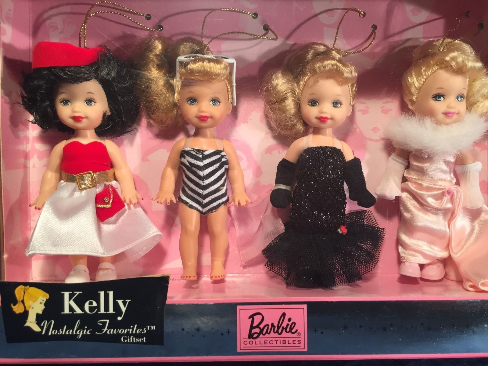 NEW KELLY TOMMY CHELSEA BLACK DOLL STAND