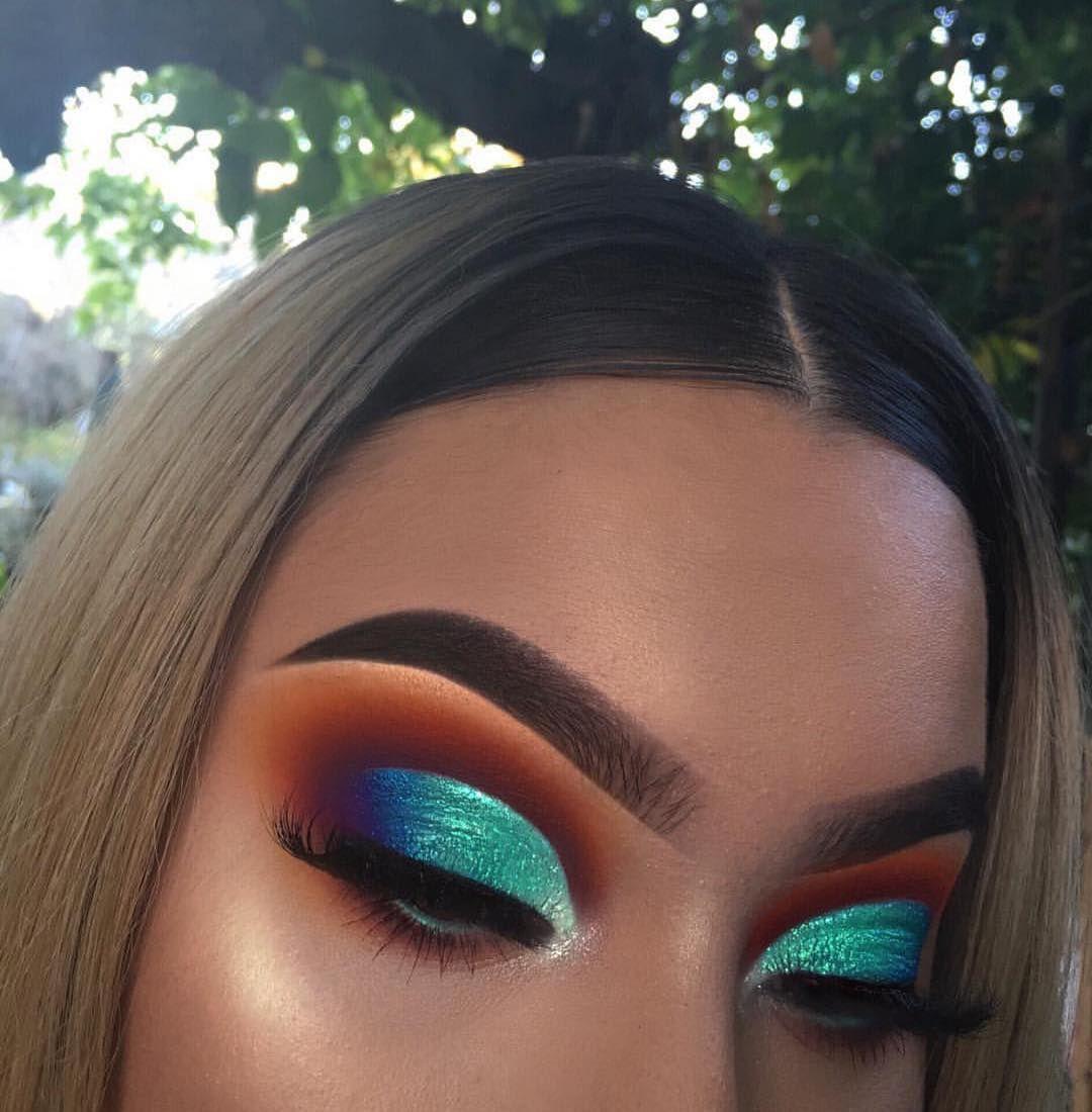 "BLOGGERS UPFRONT📷 on Instagram ""🔥 makeupbyriquelle"