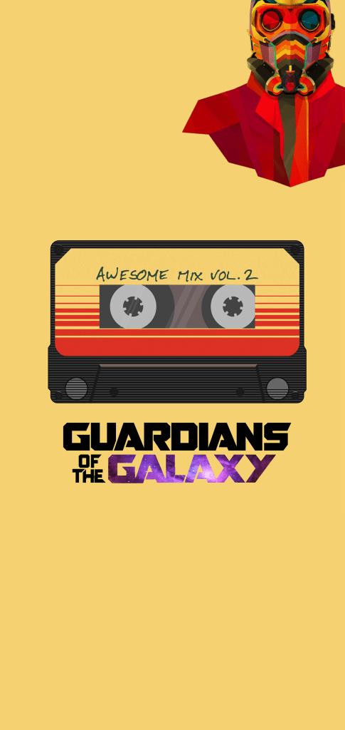 Guardians Of Galaxy Star Lord Wallpaper Samsung Galaxy Wallpaper Galaxy Samsung
