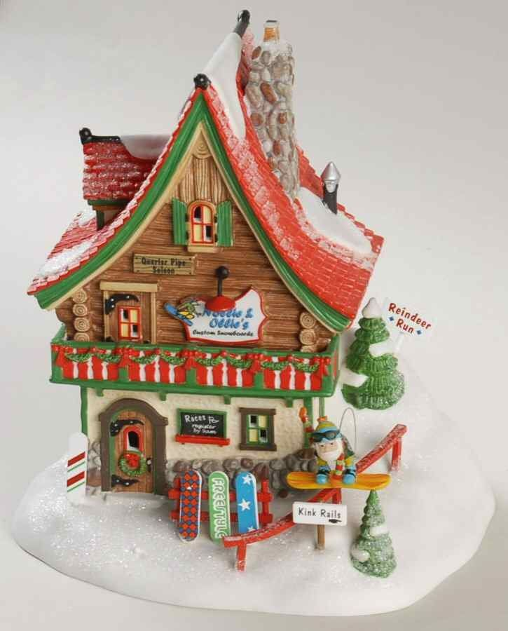 Department 56, North Pole Village - Page 1