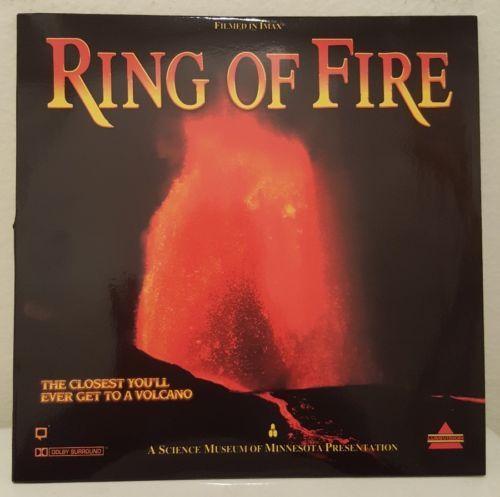 Ring Of Fire Volcanoes