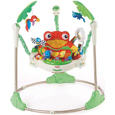 6aabf0e07 Fisher Price Rainforest Jumperoo