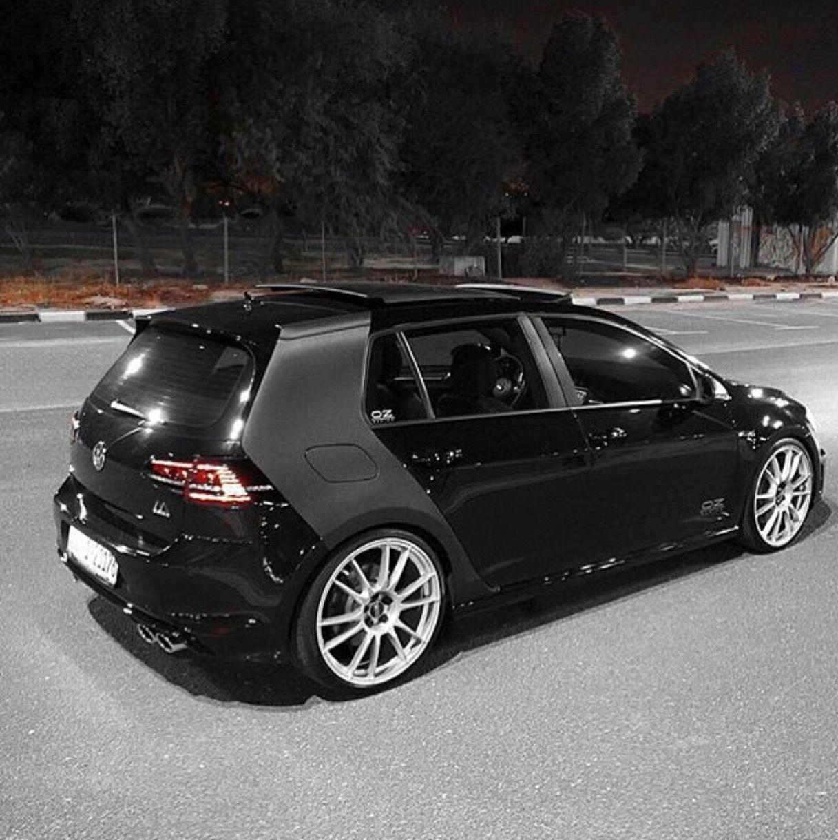 VW Golf …