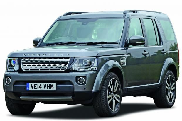 The Best 7 Seaters. Land Rover Discovery SUV