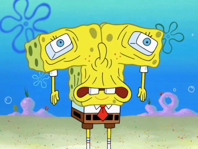 172a Face Freeze Funny Spongebob Faces Spongebob Faces