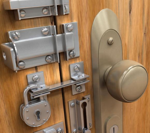 Very Secure Door