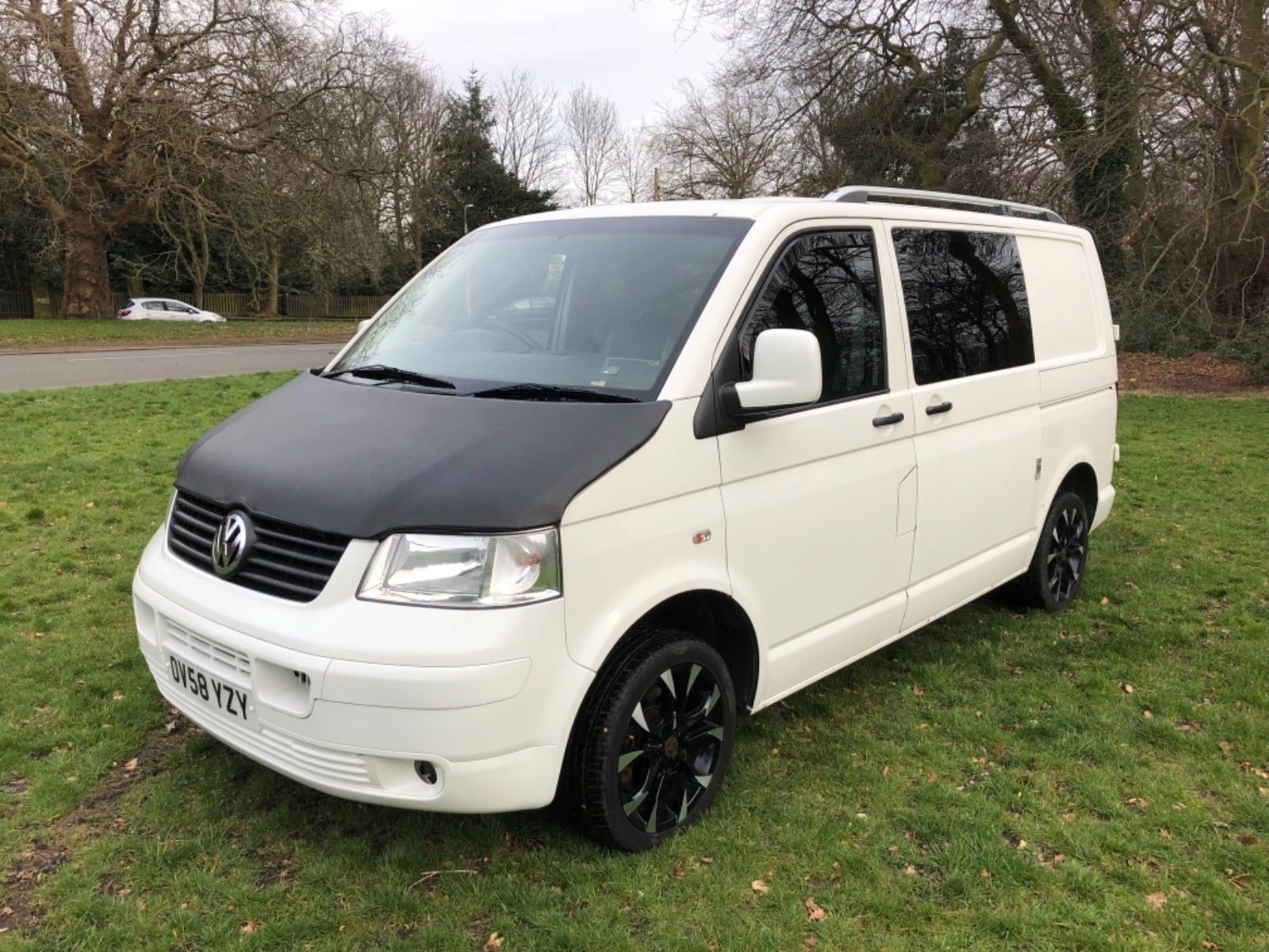Ford Galaxy Camper Conversion >> 2008 58 Volkswagen Transporter T5 Camper Conversion Light Damaged Salvage | Pinterest | T5 ...